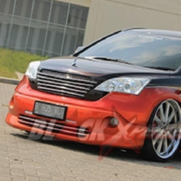 Modif Honda CR-V Penunjang Bisnis