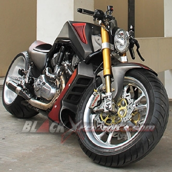Harley-Davidson V-Rood Layak Menyandang Best of the Best