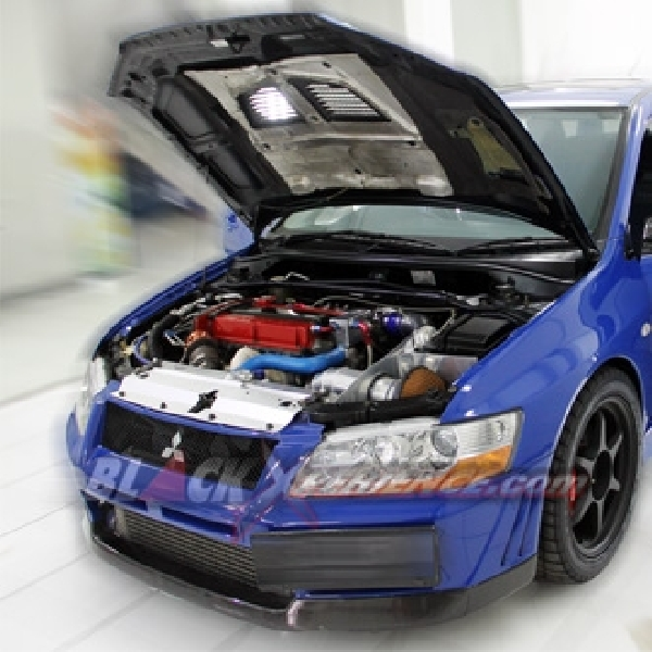 Modifikasi Mitsubishi Lancer Evolution 7 Sentuh 500 hp