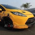 Modifikasi Ford Fiesta Selera Pemilik