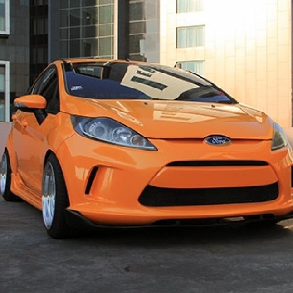Modifikasi Ford Fiesta, Dukung Aktivitas Harian Owner