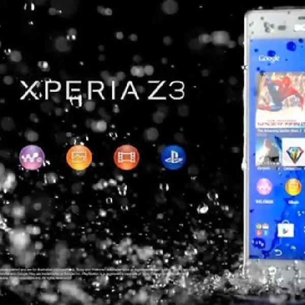 Sony Xperia Z3 dan Z2 Terima Lollipop Awal Januari