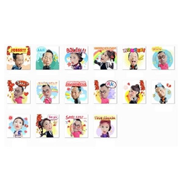WeChat Luncurkan Sticker Baru Sambut Tahun Baru
