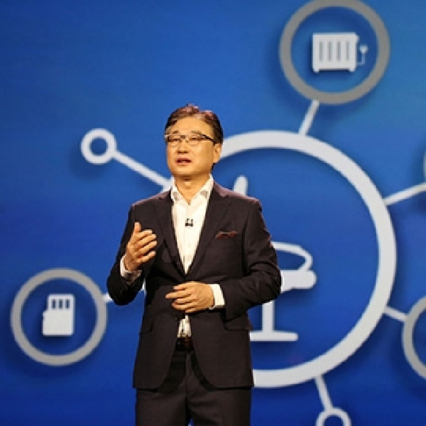 CEO Samsung Bahas Internet of Things Di CES 2015