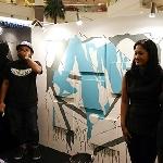 "Samsung Gandeng Lima Seniman Lokal Dukung Kesenian Mural ""Wall 4 All"""