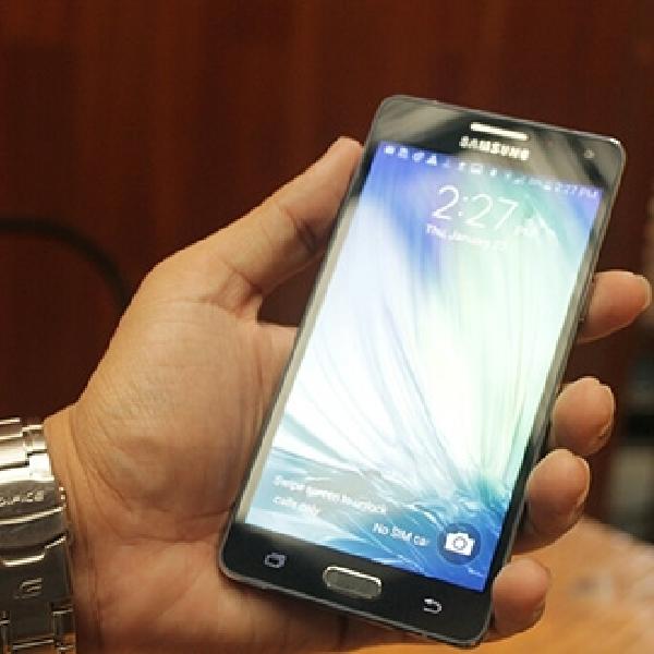 Samsung Bocorkan Galaxy A3 dan A5 Secara Eksklusif