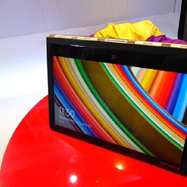 Lenovo Ingin Jadi Produsen Notebook dan Tablet Kedua Di Indonesia