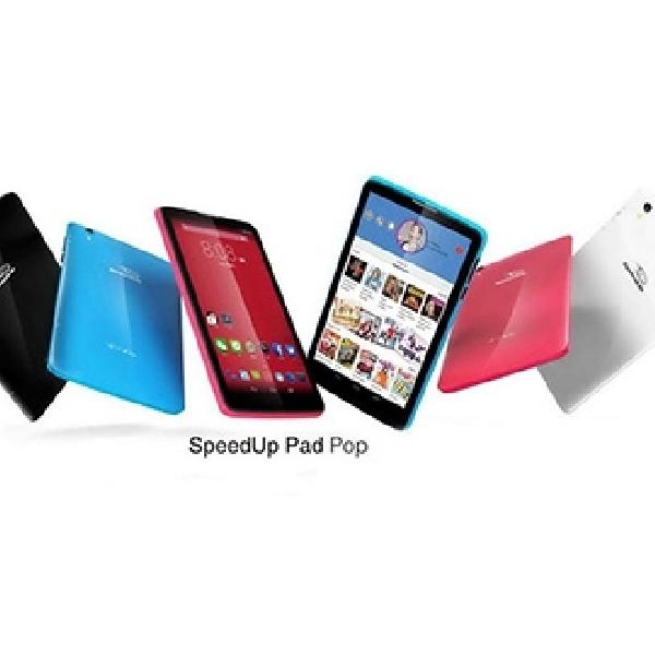 Sasar Konsumen Muda, SpeedUp Luncurkan Tablet Trendi