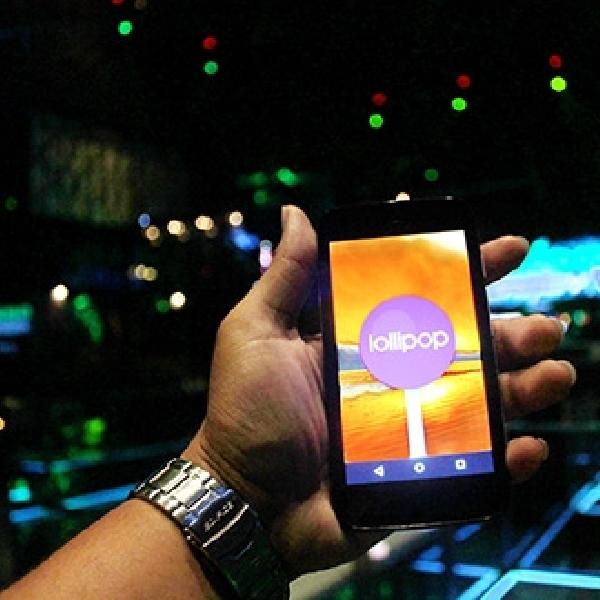 Nexian Journey 1 Jadi yang Pertama di Dunia Bawa Android Lollipop 5.1