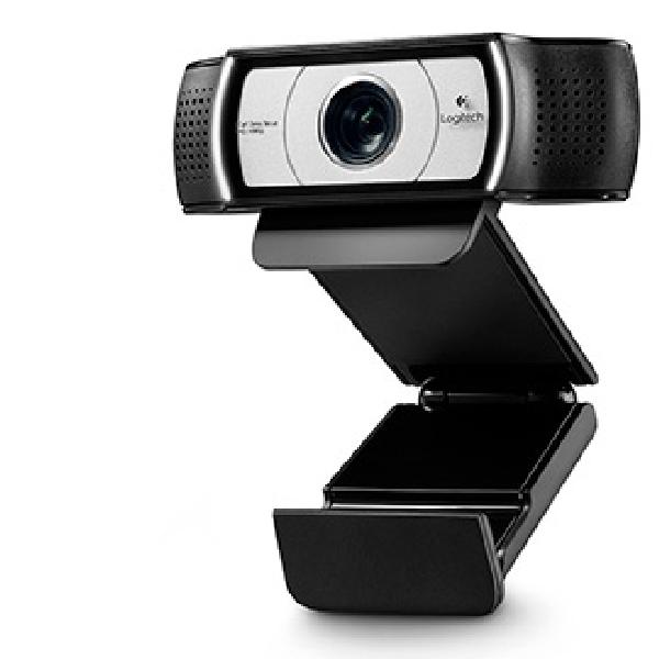 Logitech Hadirkan Solusi Komunikasi Terpadu lewat Webcam C930e dan B525