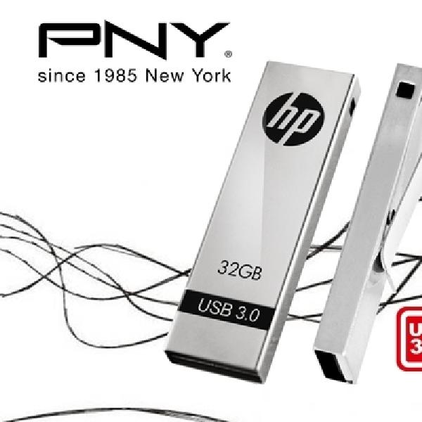 PNY Meluncurkan Flash Drive USB Berdesain Klip
