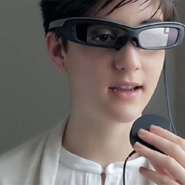 Setelah Google, Sony Coba Bermain di Perangkat Smart Glass