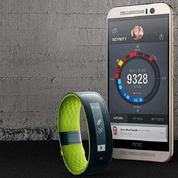 Gelang Pintar Kebugaran HTC Grip Resmi Luncur dengan Spesifikasi Atlet