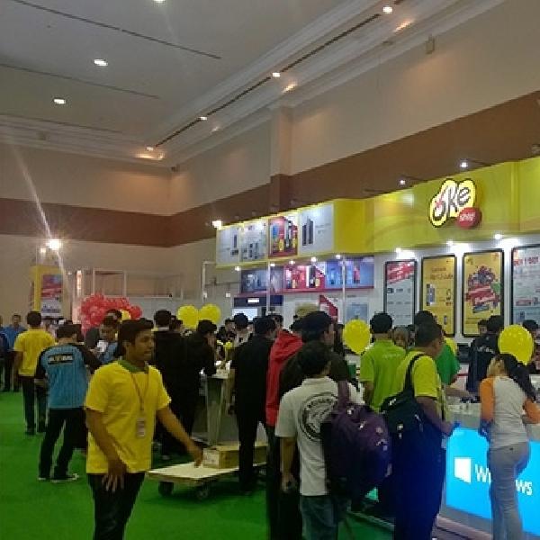 Trikomsel Ramaikan MBCS 2015 dengan Beragam Tawaran Menarik