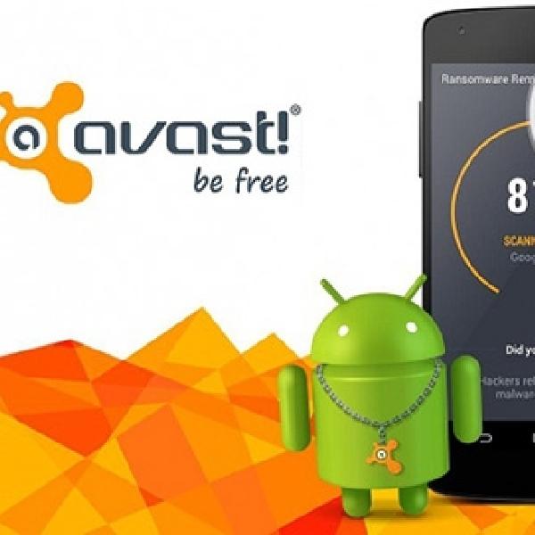 Avast Janjikan Aplikasi Baru Agar Smartphone  Lebih Kencang