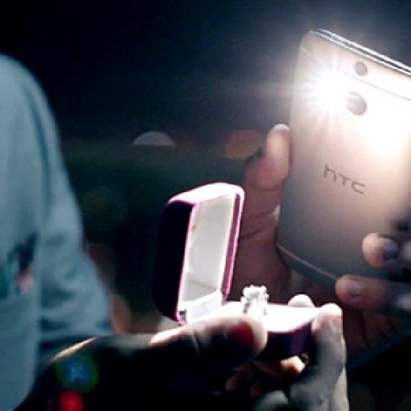 Robert Downey Jr. Promosikan HTC One M9