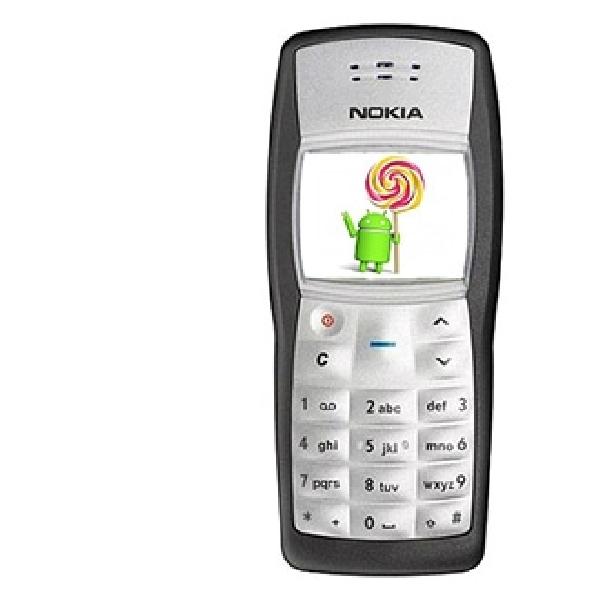 Nokia 1100 Jadul Secepatnya Jadi Perangkat Android