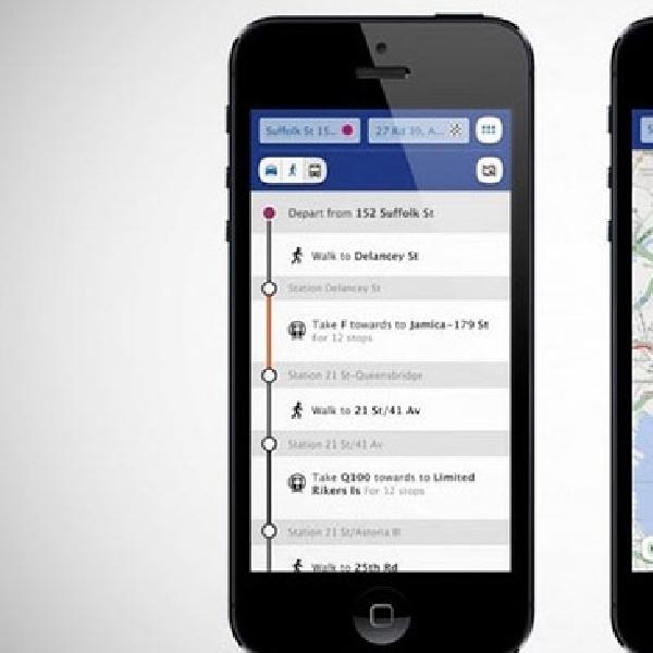 Nokia HERE Maps Mendarat di iOS