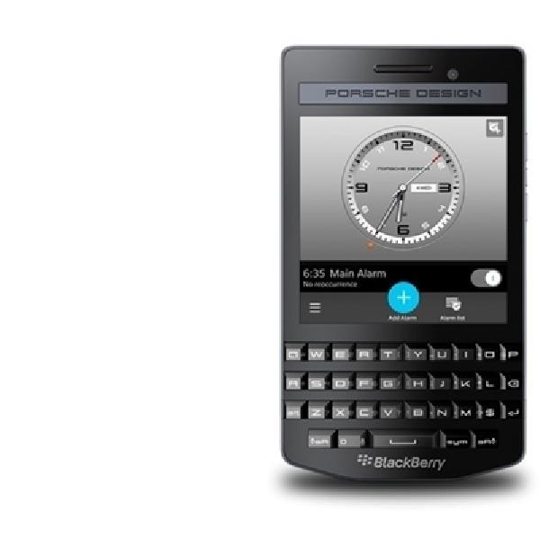 BlackBerry P'9983 Graphite Dibanderol Rp.23 Juta