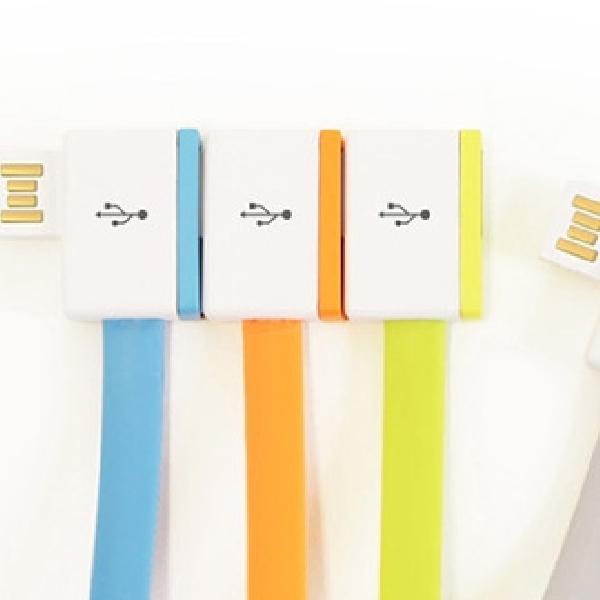 Kabel USB Hemat Tempat