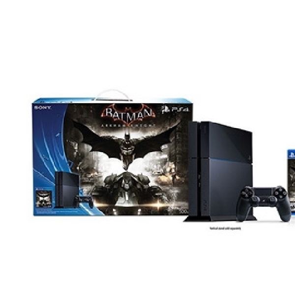 Sony Luncurkan Limited Editon Playstation 4 Versi Batman Arkham Knight