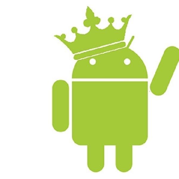 Android Capai Puncak Lalu Lintas dan Keuntungan Iklan Mobile