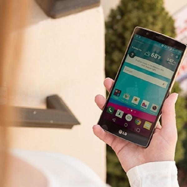 Ini Video LG G4 Uji Banting Pertama Kali