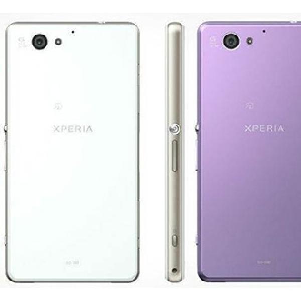 Smartphone Lavender dari Sony Akan Hadirkan Kombinasi Kamera 13MP