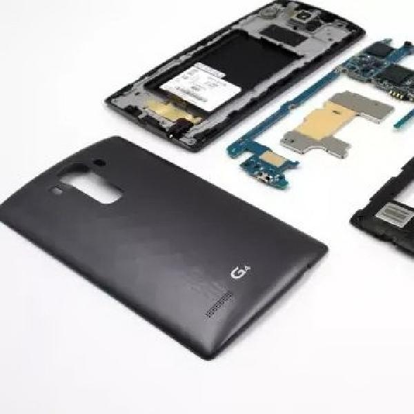 Setelah Dibongkar LG G4 Ternyata Mudah Untuk Diperbaiki