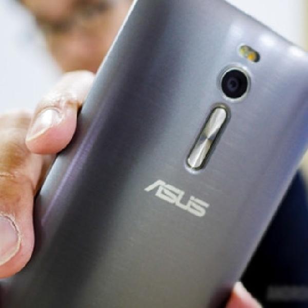 Asus Siapkan Ponsel Selfie Berteknologi Laser Auto Focus