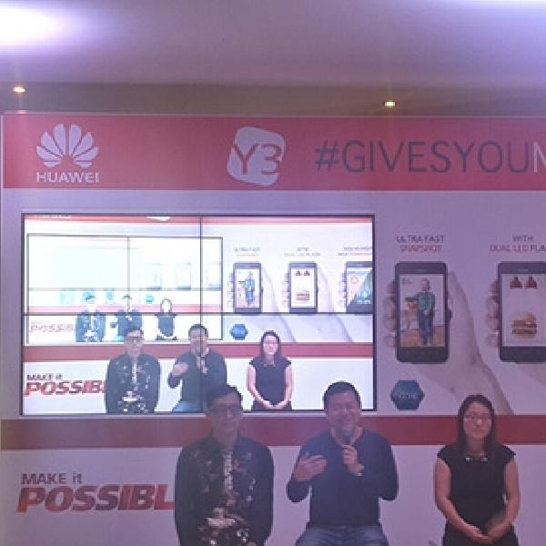 Huawei Bongkar Visi ke depan, Rebut pasar Smartphone Lokal 2 Tahun Lagi