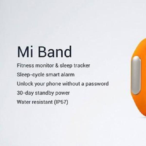 Xiaomi Sudah Kapalkan 6 Juta Mi Band, Luncurkan Seri Smartwatch Tahun Ini