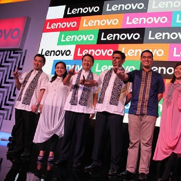Ini Alasan Lenovo Ganti Logo