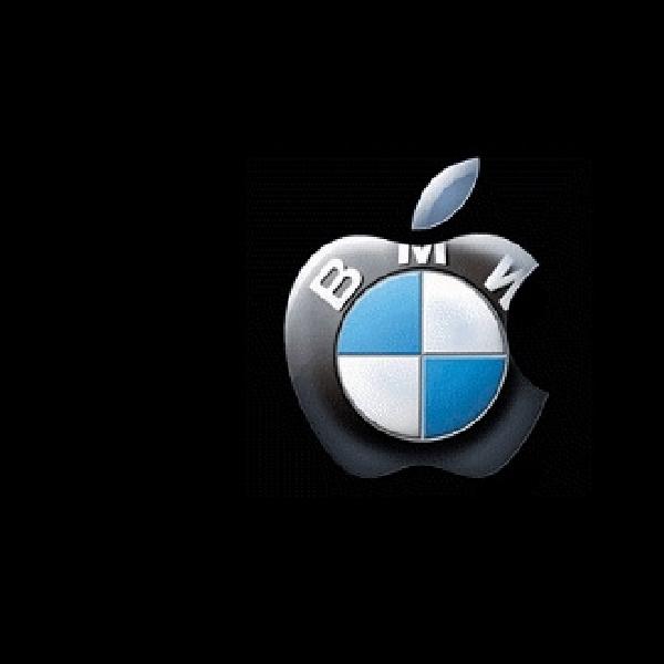 BMW Siap Bermitra dengan Apple dalam Proyek Apple Car