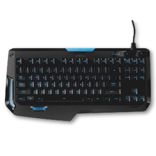Logitech Luncurkan G310 Atlas Dawn, Keyboard Mekaninal Berfitur Romer-G Switches