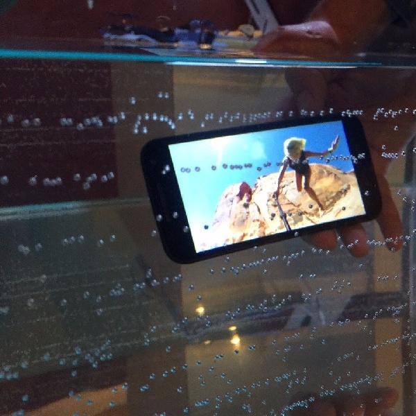 Tes Motorola Moto G Gen 3 di Dalam Air