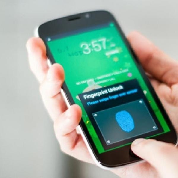Sensor Sidik Jari Android Rawan Dibobol dan Dicuri Datanya