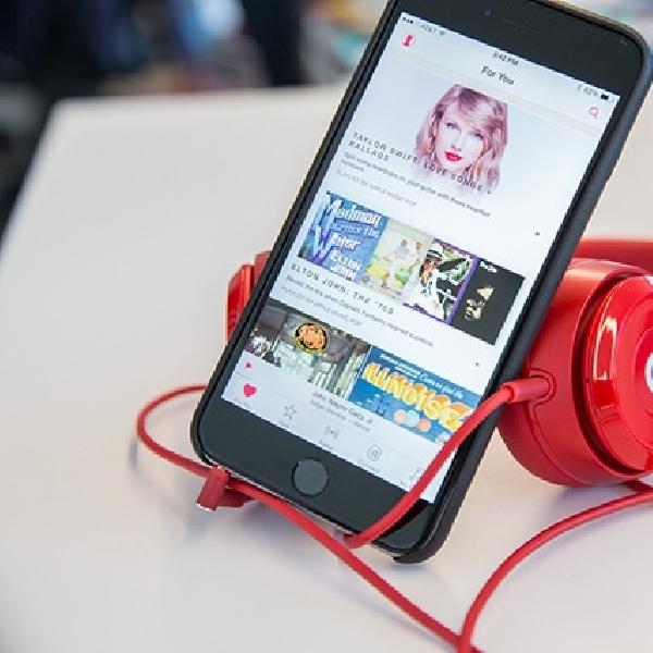 Dalam Lima Minggu Apple Musik telah Dicoba 11 Juta Pengguna