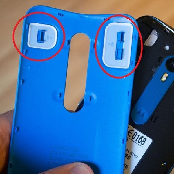 Hati-hati Sekat Tahan Air Motorola Moto G Rawan Bocor