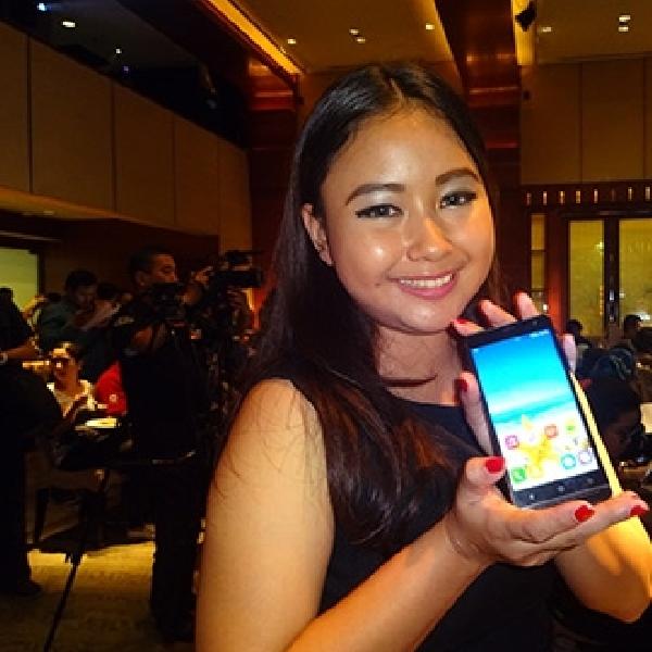 Advan Barca M6 Diplot Jadi Smartphone Multimedia 1,7 Jutaan