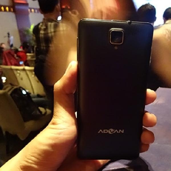 Advan Siapkan Smartphone 4G LTE Dibawah 1 Jutaan