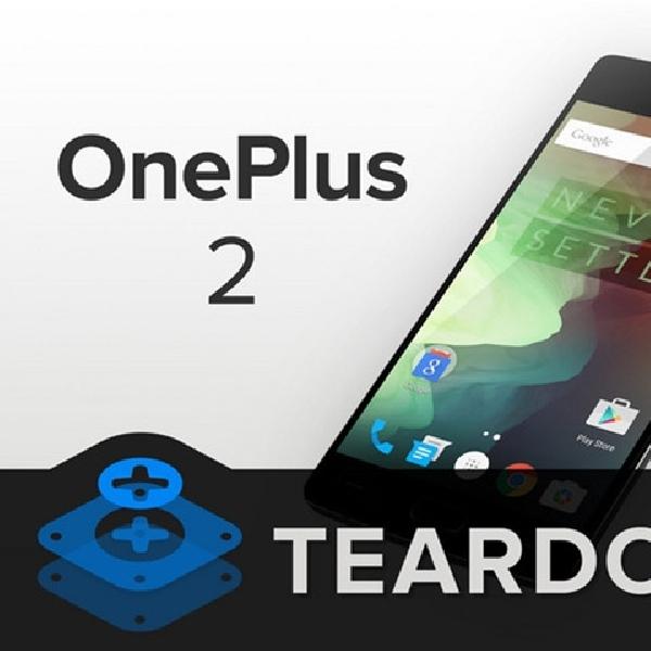 Ini Penampakan OnePlus 2 Saat Dibongkar