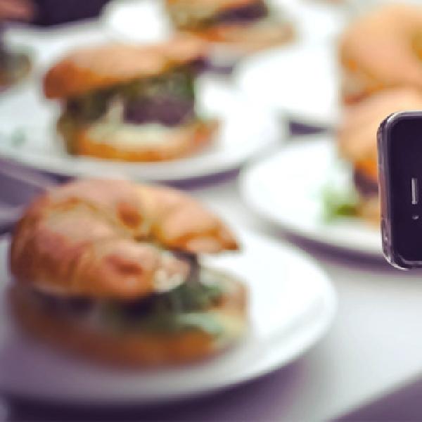 Di Jerman, Foto Makanan Melanggar Hak Cipta