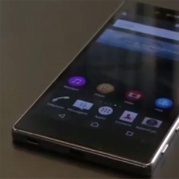 Spesifikasi Sony Xperia Z5 Sempat Terungkap di YouTube