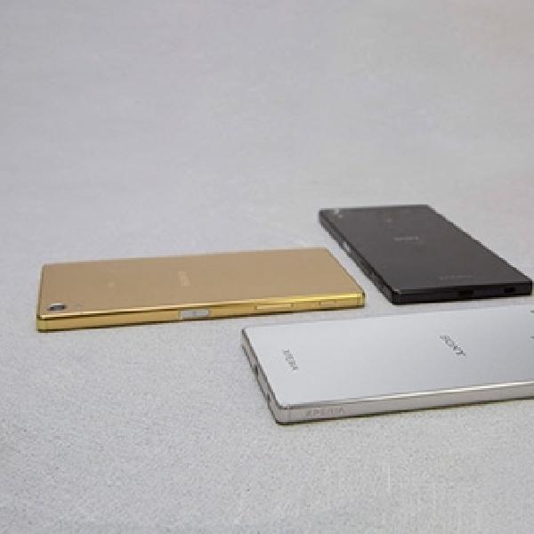 Sony Resmi Umumkan 3 Seri Xperia Z5, Luncur Oktober