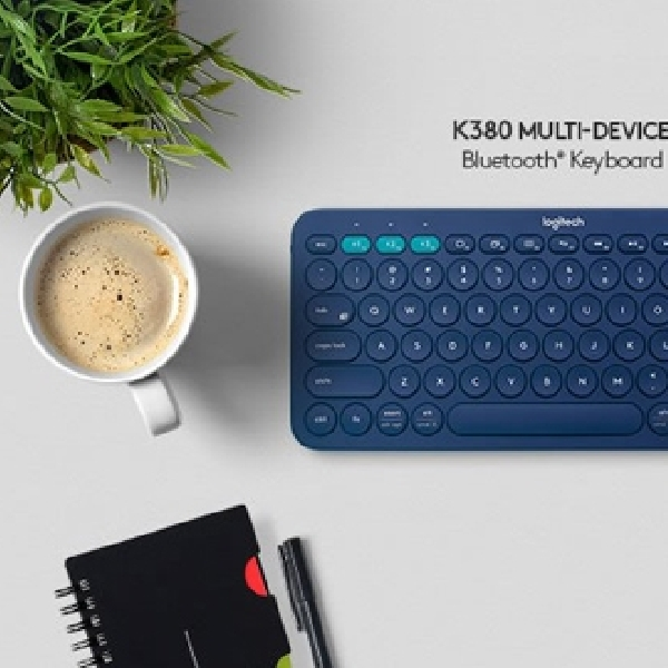 Logitech Hadirkan K380 dan M337, Keyboard-Mouse Multi Device