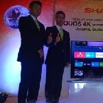 Walau Terlambat, Sharp Fokus Pada Smart TV 4K