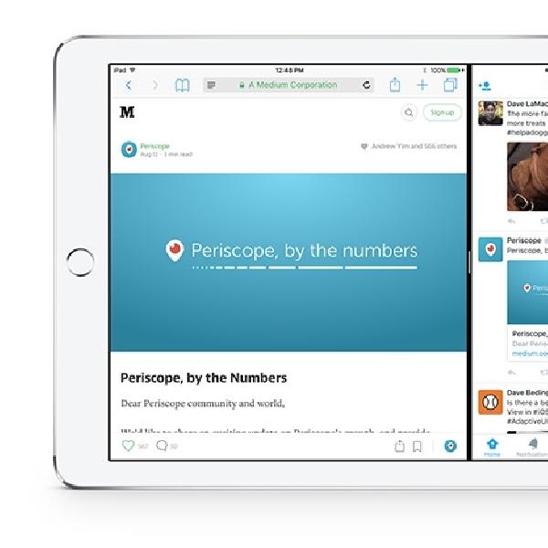 Twitter Samakan Aplikasi Mereka di iPhone dan iPad