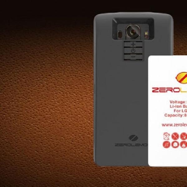 Zerolemon Hadirkan Baterai Monster 8500mAh untuk LG G4