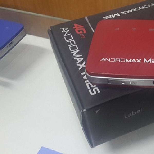 Smartfren Resmi Lepas MiFi Kecepatan Tinggi, Andromax MiFi M2S 4G LTE